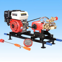 (HS-3WZ36) Stretcher Power Sprayer